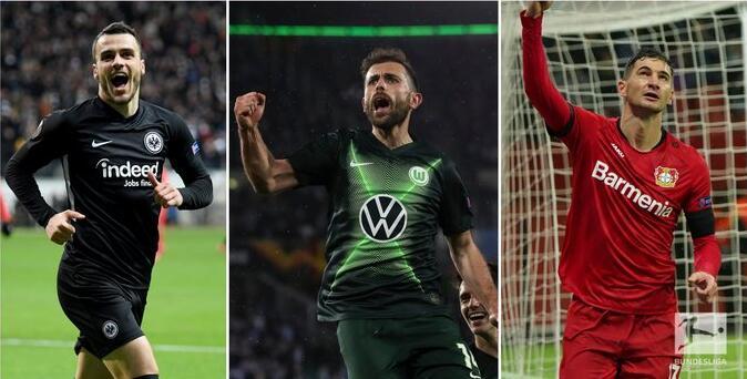疯狂德甲!两周欧战8场全胜 6豪强横扫欧洲赛场
