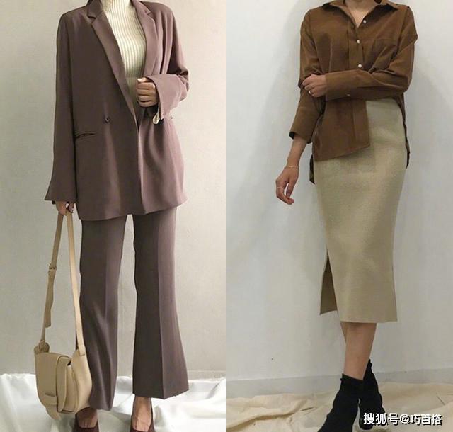原创             适合初春的职场搭配指南,基础款式穿出时髦气质,你就是时尚潮流