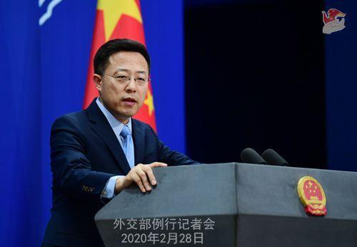 外交部:近期自韩来华的乘客绝大多数是在韩中国公民