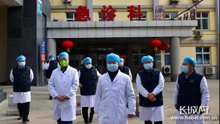 华北医疗健康集团:使命与担当疫情面前彰显国企力量