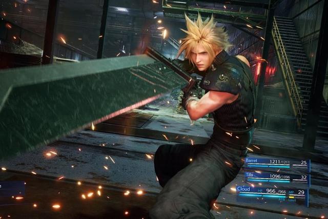《最终幻想7:重制版》跳票不影响第二章开发进度