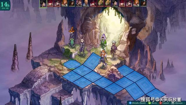 2019年最受欢迎的游戏之一,策略回合制RPG游戏《陷落封印》