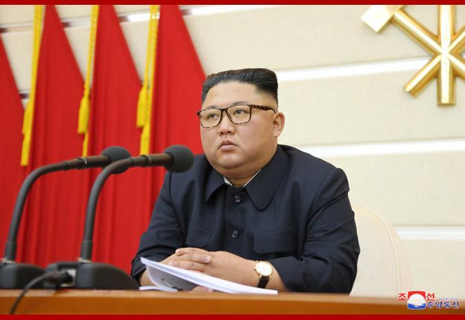 金正恩:必须先发制人防控疫情,病毒若流入朝鲜后果严重
