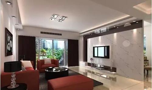 现代客厅装修效果图大全