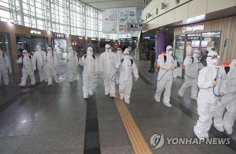 一天新增813例,韩国累计确诊3150例