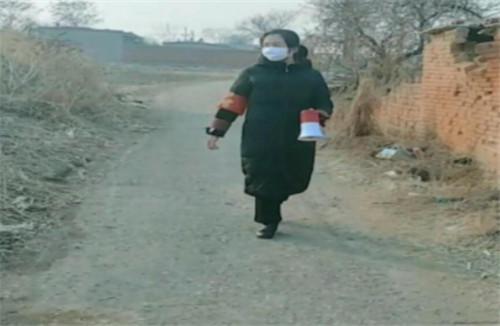 河北省唐山市豐南區王蘭莊殘疾人疫情防控志愿者們的愛心奉獻
