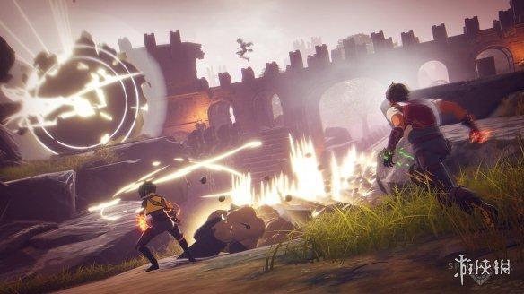 PC/PS4塞尔达版吃鸡新作《Spellbreak》将开启封测