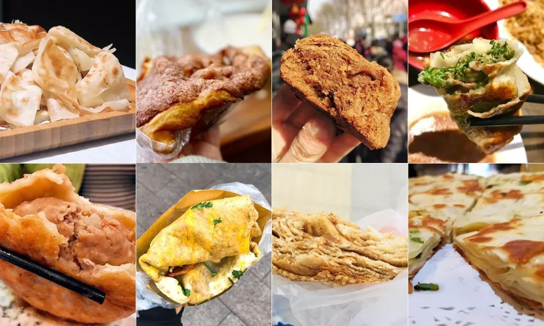 """在北京人的菜谱里,必定有张""""饼""""~"""