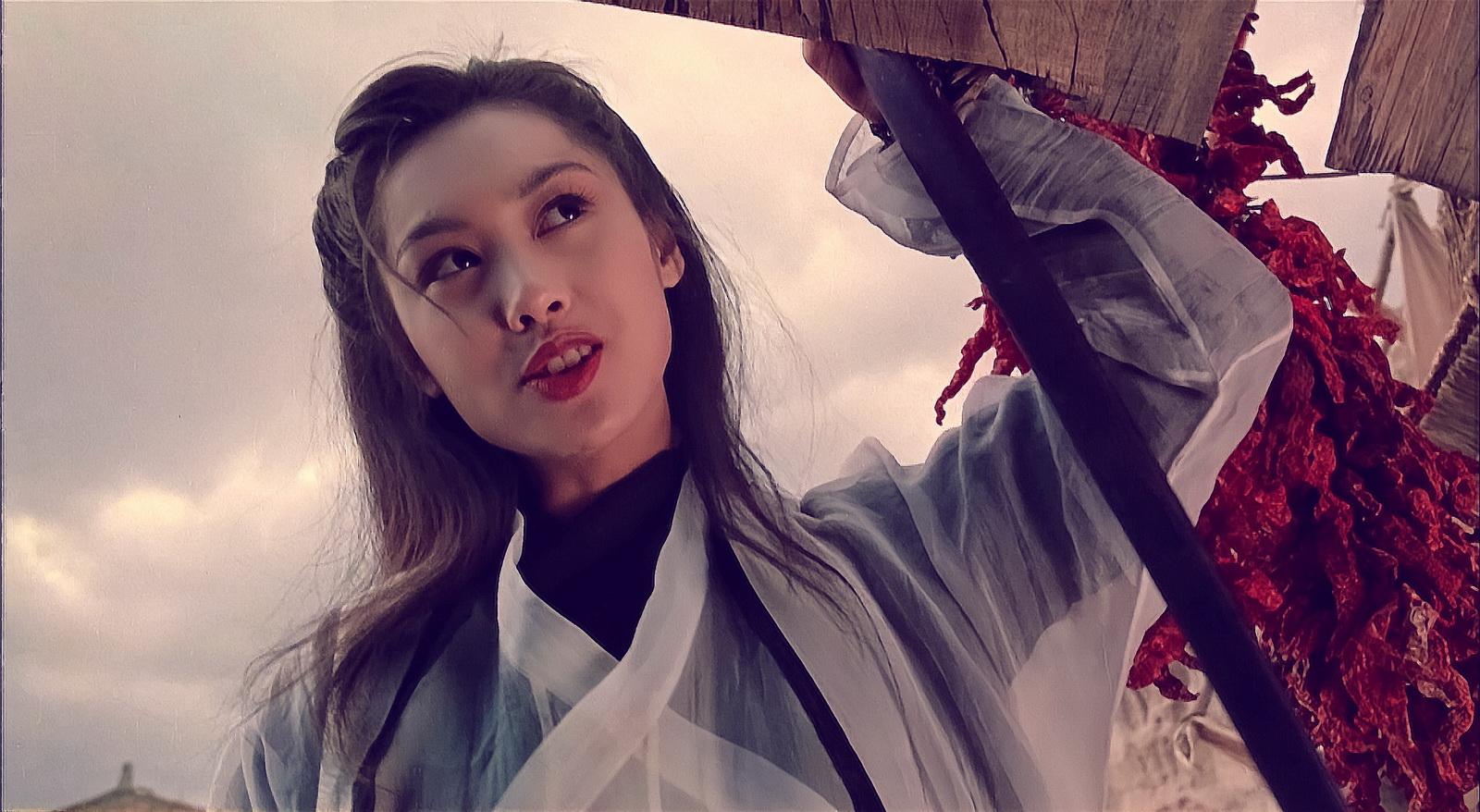 大话西游-紫霞仙子高清截图(推荐收藏)