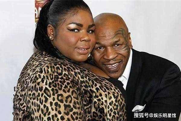 原创 重金求婿!拳王泰森花千万美金为300斤女儿征婚