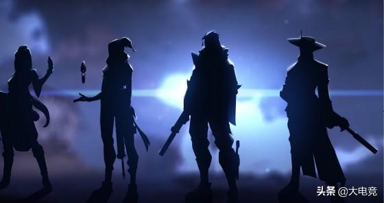 拳头全新FPS游戏定名VALORANT,游戏实机画面曝光_Geforce