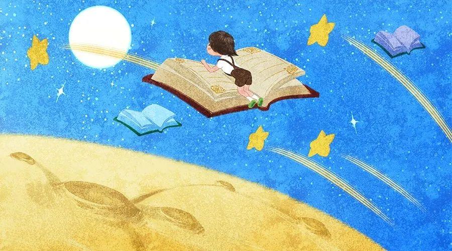 漫漫长假,不妨试试这个方法,让孩子爱上阅读!