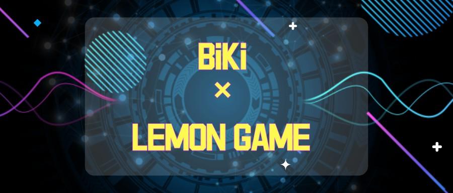 BiKi即将上线热门项目LemonGame,助力区块链游戏行业变革_挖矿