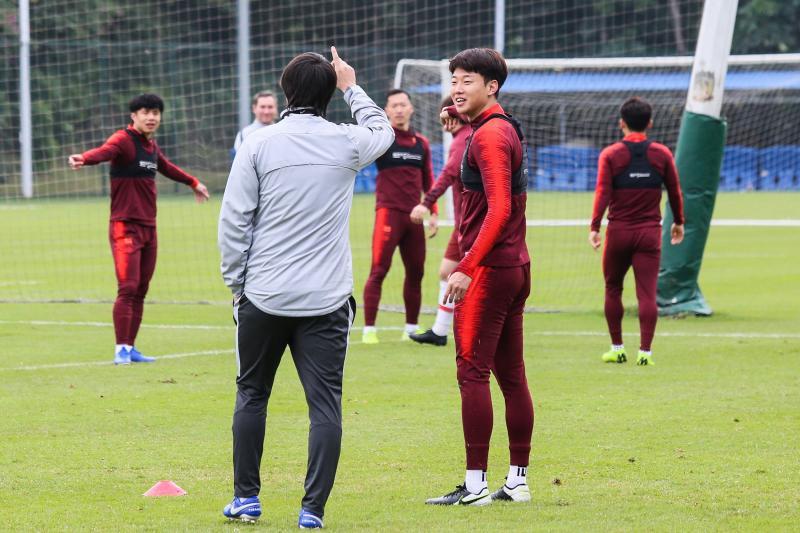 武磊单独赴泰存技术难题 国足做好更换40强赛赛地准备