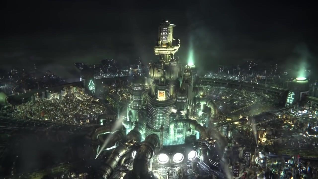 《最终幻想7重制版》试玩版上架港服重回1997体验魔晄炉引爆作战