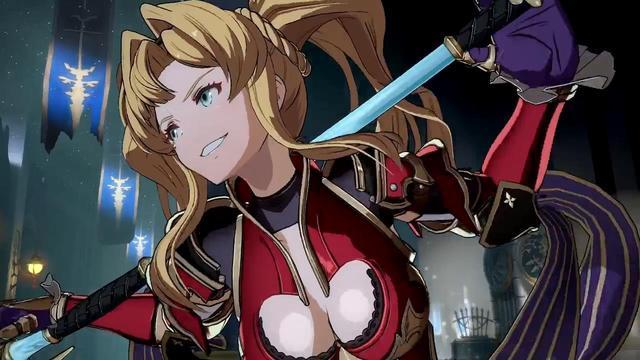 《碧蓝幻想VS》RPG模式宣传片公开还有娜露梅亚角色原画_Versus