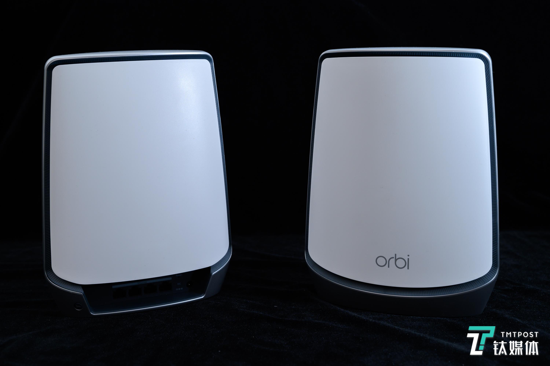 全球首款WiFi6 Mesh路由器,網件Orbi RBK852評測 | 鈦極客