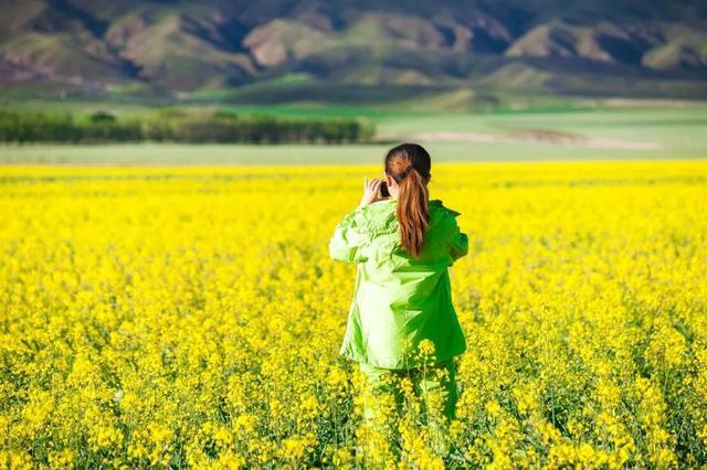 待到春暖花开后,新疆到底有多美?