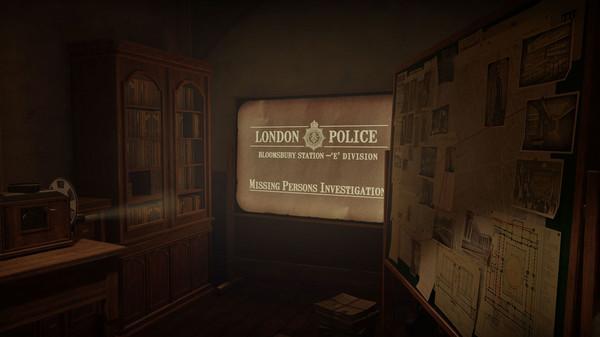 《未上锁的房间》系列VR新作预告:探寻博物馆秘密_The