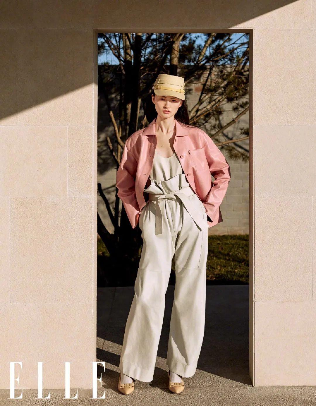跟着时尚杂志,学春天最时髦穿搭
