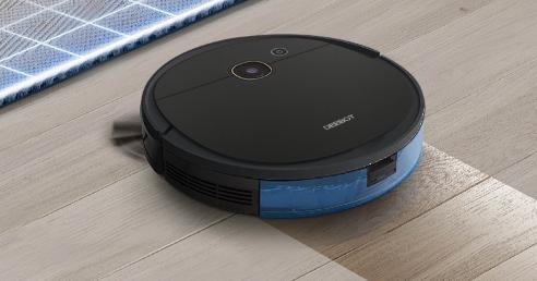 深度清潔就選科沃斯N5掃地機器人,實力爆表!