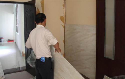 记住这4个顺序,竹木纤维集成墙面安装不用愁