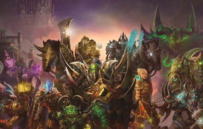 魔兽世界怀旧服:曾为风剑数次倒地现在几千就可以AFK念头再起