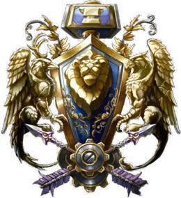 个人整理的魔兽世界种族标志