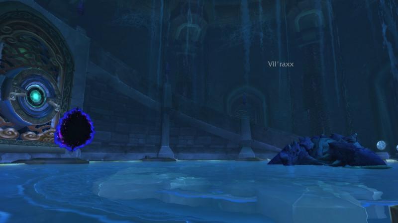 《魔兽世界》8.3版本锦绣谷入侵增加回程传送门