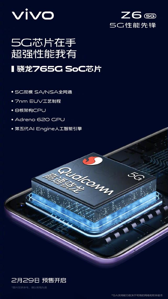 5G手机普及就看它!vivoZ6价格合适,超强5G性能更是一大惊喜