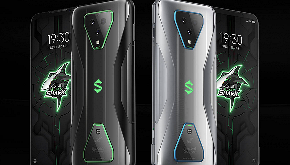 黑鲨发布第三代游戏手机系列:支持5G,还加入了新的电池技术