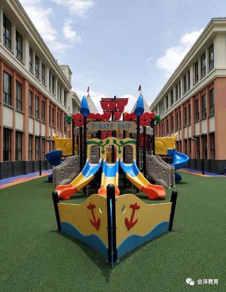"""""""  在疫情防控期间,县第二幼儿园以一种特殊的方式向全园小朋友及图片"""