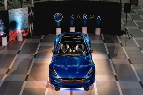 Karma全球总部全新设计工作室开幕