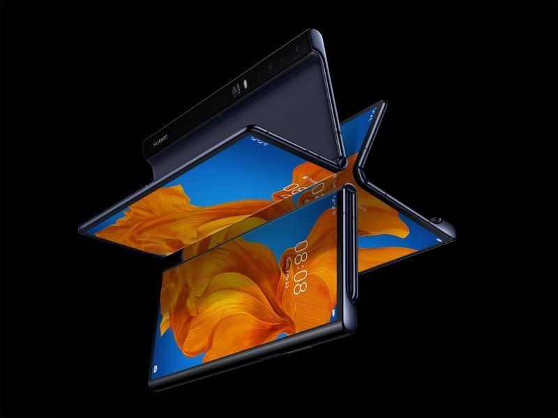 華為MateXs將于3月5日開售,麒麟990 5G+全新交互體驗,手慢無!