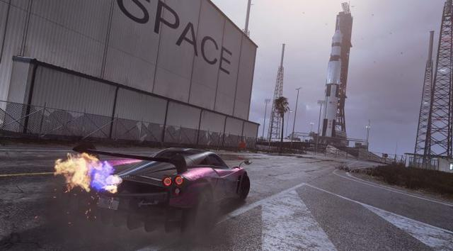 《极品飞车21》3月份更新上线两款新超跑加入