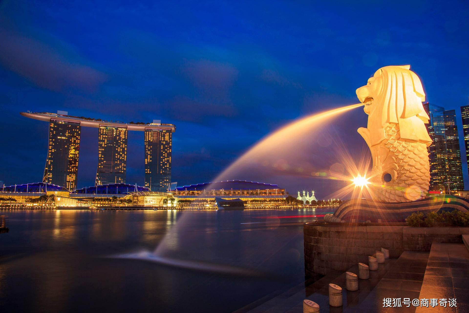 新加坡人均gdp_一季度,新加坡GDP再度超过马来西亚,这说明了什么呢?