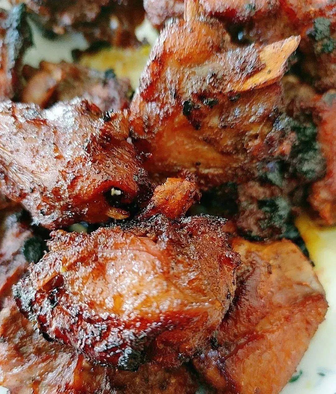 【美食推荐】足不出户就能吃到沈阳地道美味鸡架--中街qq鸡架!