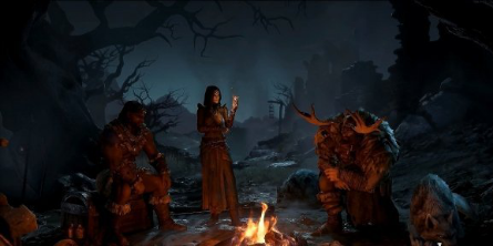 暴雪《暗黑破坏神4》开发新进度,画面风格获玩家好评_游戏