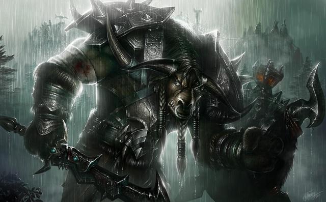 魔兽世界8.3:从基础属性到大米思路——防战全攻略