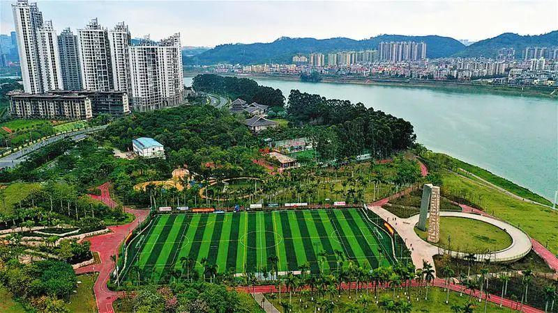 关注 广西今年将建103个社会足球场改造16.7万套老旧小区