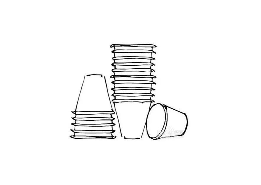 生活中的小秘密 纸杯叠叠乐