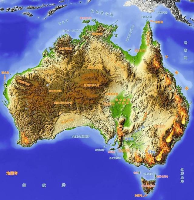 国土巨大却人烟稀少,300年来澳大利亚人口为何增长缓慢?