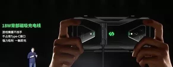 黑鲨游戏手机更像是带着手机功能的游戏机