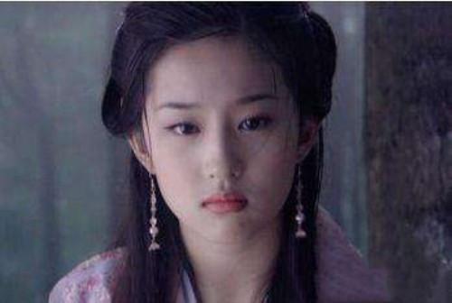 原创             16岁被张纪中一眼相中, 林志颖为她情迷, 美貌横甩刘诗诗几条街