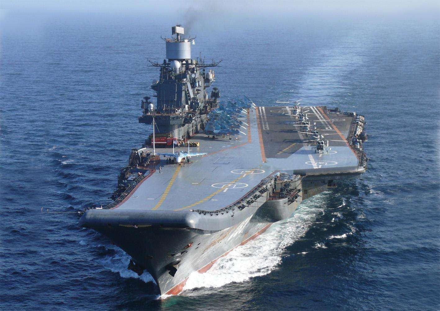 北极争夺战:整装待发的俄罗斯北方舰队,一己之力对抗北约四国