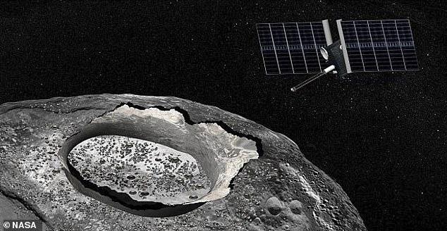 NASA将探测贵重金属小行星,蕴藏丰富足以让每人都成亿万富豪