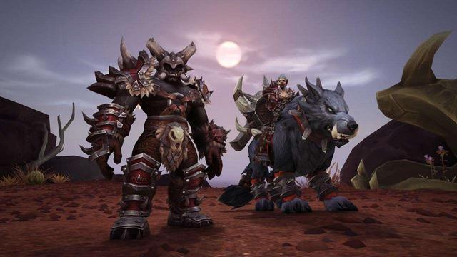 魔兽世界:综合所有版本来进行分析,最强大的兽人英雄是谁?