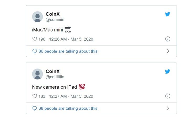 消息人士:苹果即将推出2020款iMac和Macmini