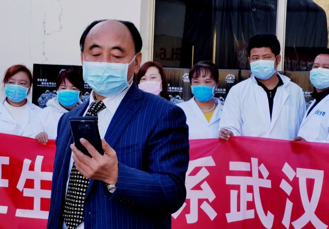 香格里拉东旺生物科技携手昆明武汉两地慈善总会,助力武汉疫情防控插图(7)