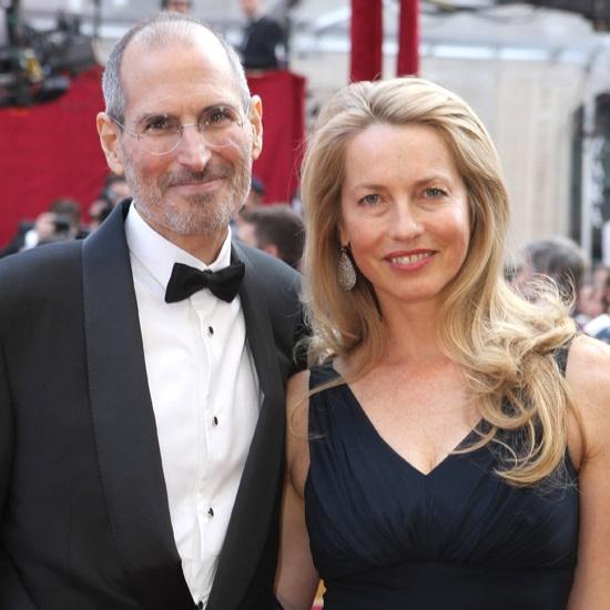 喬布斯遺孀將裸捐250億美元:我沒興趣積累財富,史蒂夫也沒興趣